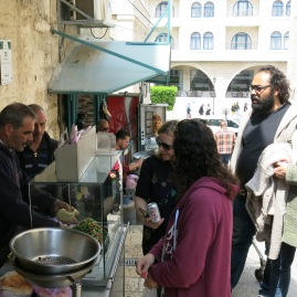 Falafel, Bethlehem