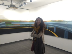 Sally at One Gallery